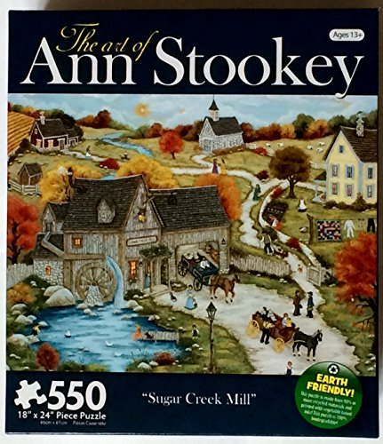 the-art-of-ann-stooky-550-piece-puzzle-sugar-creek-mill
