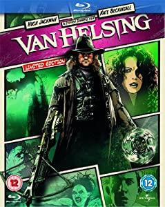 Van Helsing (2004): Reel Heroes Edition [Blu-ray] [Region Free]