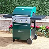 Fire Mountain Logan 3 Burner Gas Barbecue