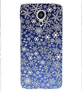 ColourCraft Pattern Back Case Cover for MEIZU MX5