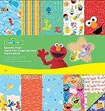 EK Success Brands Sesame Street Specialty Paper Pad