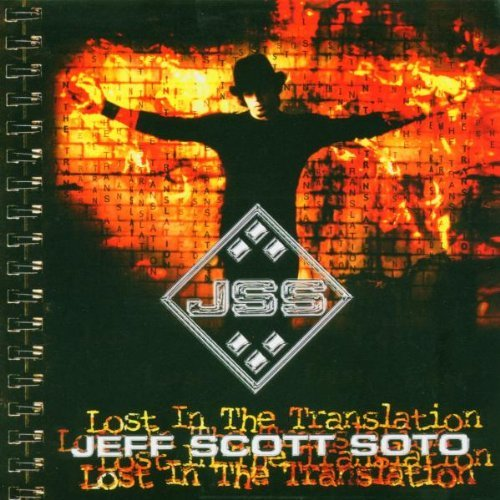 Lost in Translation by Jeff Scott Soto (2006-01-01)