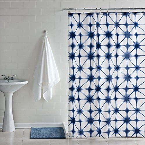 Curtains Ideas best shower curtain : Best Cobalt Blue Shower Curtain Reviews
