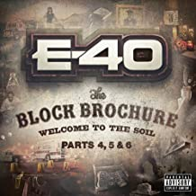 E-40 - The Block Brochure: Welcome To the Soil