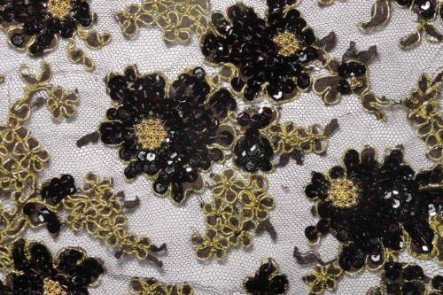 Alencon Beaded Lace #4