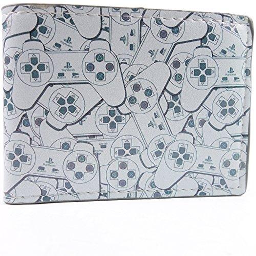 Sony PlayStation One controllore design Grigio portafoglio