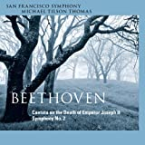 Beethoven: Cantata on the Death of Emperor Joseph II & Symphony No. 2