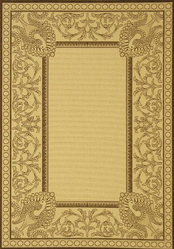 Pavo Area Outdoor Area Rug, 2'4