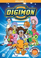 Digimon Adventure Volume 1 from NEW VIDEO GROUP