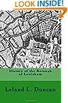 History of the Borough of Lewisham