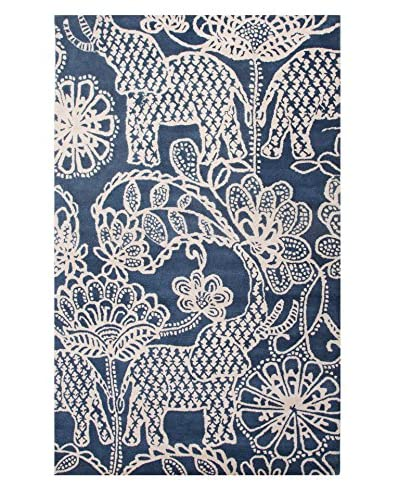Jaipur Rugs Luli Sanchez Hand-Tufted Conversational Pattern Rug