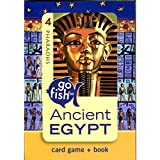 Birdcage Ancient Egypt Press Go Fish Cards & Book