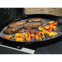 Weber 15501001 Performer Deluxe Charcoal Grill, 22-Inch, Black from Weber