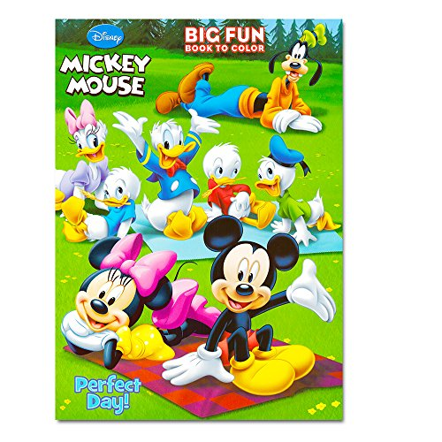 Disney Coloring Books For Kids Toddlers Bulk Set