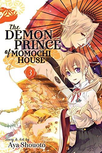 The Demon Prince of Momochi House, Vol. 3 PDF
