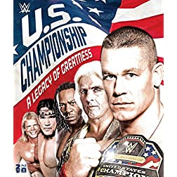 WWE: The US Championship: A Legacy of Greatness [Blu-ray]