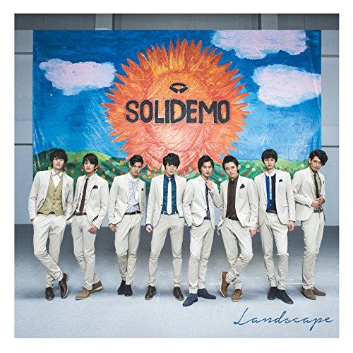 Landscape(CD+DVD)(SOLID盤)