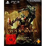 "God of War 3 - Collector's Edition (ungeschnitten)von ""Sony Computer..."""