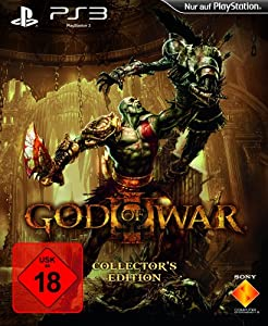 God of War 3 - Collector's Edition (ungeschnitten)