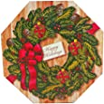 Art of Appreciation Gift Baskets Holiday Wreath of Sweets Christmas Treats Gift Box