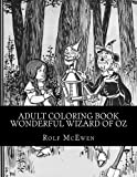 img - for Adult Coloring Book - Wonderful Wizard of Oz book / textbook / text book