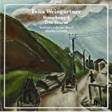 Felix Weingartner: Symphony No. 4; Der Sturm [Hybrid SACD]