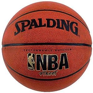 Spalding NBA Street Basketball Intermediate Size
