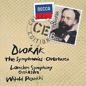 Symphony No.9 In E Minor, Op.95 ''From The New World'' - 4. Allegro Con Fuoco
