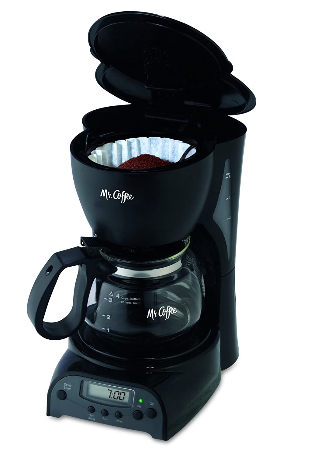 Coffee Maker Reviews 4 Cup : Best 4 Cup Coffee Maker Reviews Caffeine Plz