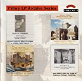 LP Archive Series, Vol 2/ The Organs of Robinson College, Cambridge , St.David's Hall Cardiff, Newark Parish Church and Romsey Abbey John Winter