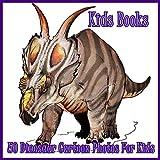 Kids Books: 50 Dinosaur Cartoon Photos For Kids (Picture books for kids,Children's Books,dinosaurs for kids)