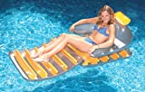 Folding Lounge Chair Inflatable Swimming Pool Float
