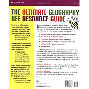 The Geography Bee Complet Livre en Ligne - Telecharger Ebook