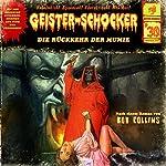 Die Rückkehr der Mumie (Geister-Schocker 30) | Bob Collins