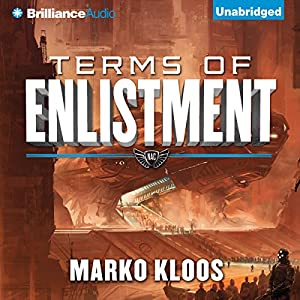 Terms of Enlistment Audiobook