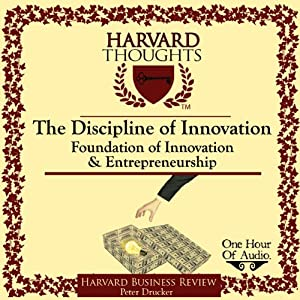 The Discipline of Innovation Audiobook