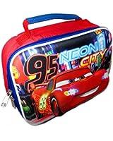 Boys Disney Cars Lightning McQueen Magic 3D School Lunch Travel Bag