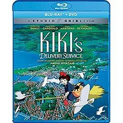Kiki's Delivery Service [Blu-ray]