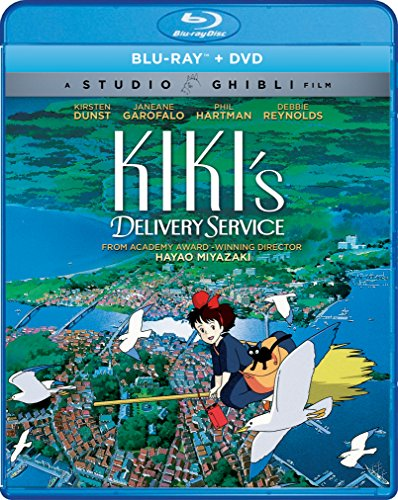 Blu-ray : Kiki's Delivery Service (With DVD, Widescreen, 2 Pack, 2 Disc)