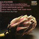 Italienische Konzerte M.Orgel