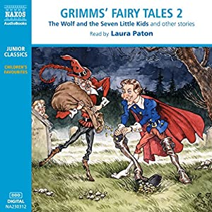 Grimms' Fairy Tales 2 (Unabridged Selections) Audiobook