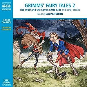 Grimms' Fairy Tales 2 Audiobook