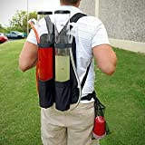 Tailgater Dual Tank Backpack Drink Dispenser 210oz