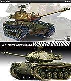 1/35 U.S. LIGHT TANK M41A WALKER BULLDOG #13285 ACADEMY MODEL KITS