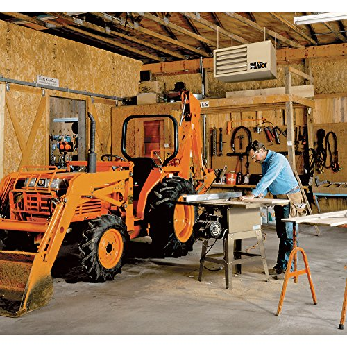 how to run natural gas line to detached garage