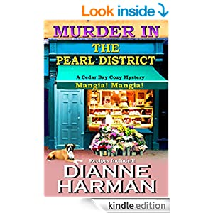 Murder in the pearl district book cover