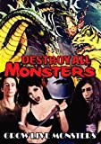 Destroy All Monsters: Grow Live Monsters [DVD]