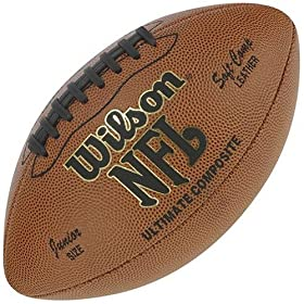 <b>Wilson Ultimate Composite NFL Junior Football</b>