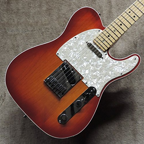 Fender USA American Deluxe Telecaster Aged Cherry Burst ~ Used Electric Guitar (Fender American Telecaster Deluxe compare prices)