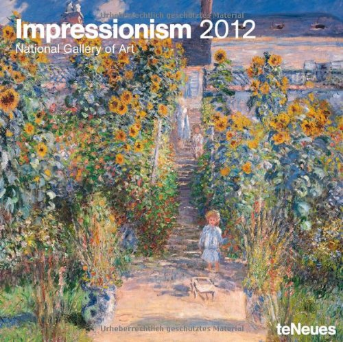 impressionism-2012-calendar